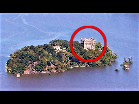 8 STRANGE Abandoned Places Across America