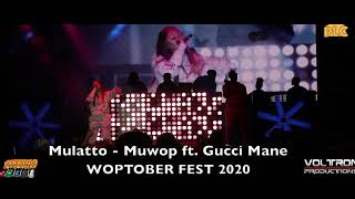 "Mulatto ""Muwop"" ft. Gucci Mane Parking Lot Concert Woptober Fest 2020 1017 Weekend #STREAM365NETWORK"