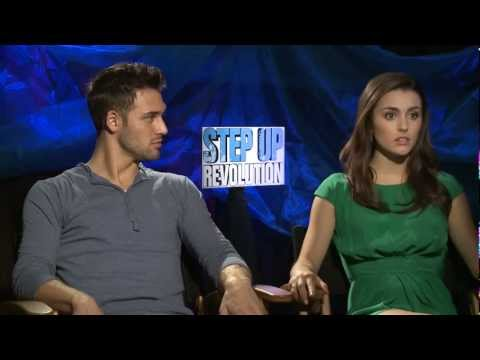 'Step Up Revolution' Kathryn McCormick and Ryan Guzman Interview