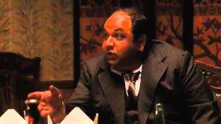 The Godfather 1  4 11   Dinner Scene