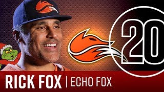 Rick Fox, Owner of Team Echo Fox 20 Questions