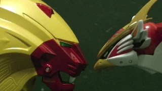 Power Rangers Wild Force Lion Toys 파워레인저 정글포스 장난감