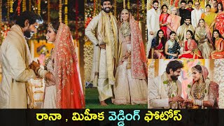 Rana Daggubati, Miheeka wedding photos: Rana Daggubati wed..