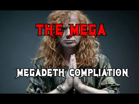 Megadeth: A 160 Song Chronology in One Take (The MEGA Megadeth Medley)