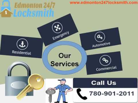 Edmonton Locksmith Services
