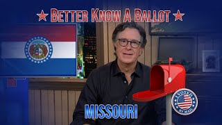 """Missouri, Confused About Voting In The 2020 Election? """"Better Know A Ballot"""" Is Here To Help!"""