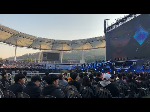2018 League of Legends World Championship Finals Opening Ceremony