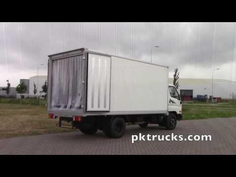 div3720 - Hyundai HD72 4x2  17.1 cbm, frigo van - NEW