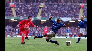 Birmingham City v Liverpool | 2001 League Cup Final in full!