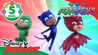 PJ Masks | Songs - PJ Masks Music Videos! | Disney Junior UK