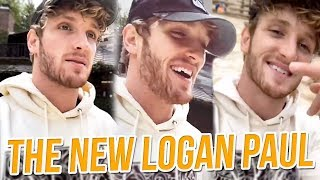 """Logan Paul on why he is not vlogging anymore (""""will be back soon"""")"""