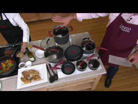 video T-fal Ultimate Hard Anodized Nonstick 12 Piece Cookware Set Review🌟