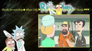 Rick and Morty Season 2 Episode 1