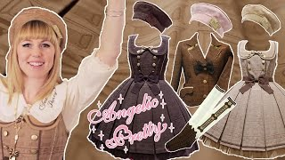Angelic Pretty Melty Ribbon Chocolate [Lolita Unboxing]