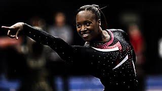 Highlight: Stanford Women's Gymnastics' Elizabeth Price Soars In All Around Win