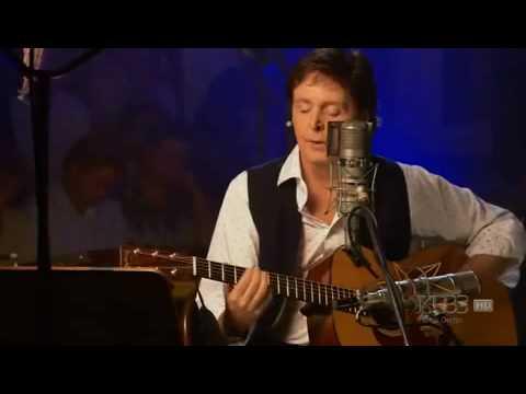 Paul McCartney - I got a feeling / Blackbird