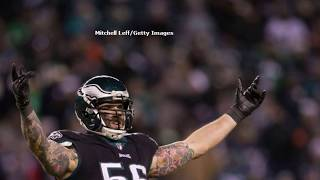 John McMullen talks Chris Long, Carson Wentz, Nate Sudfeld, and more