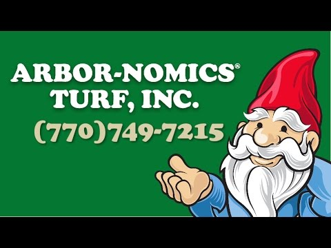 Lawn Care Atlanta - Call 770-447-6037 - Arbor-Nomics Turf, Inc.