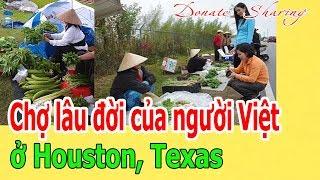 Chợ lâu đời của người Việt ở Houston, Texas