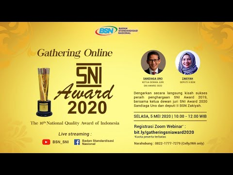 https://www.youtube.com/watch?v=egd0awJhL6g&t=52sGathering Online SNI Award 2020