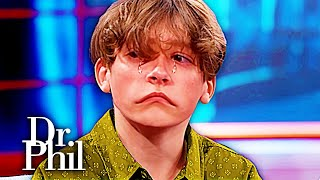 Dr. Phil ROASTS Kid Who Can't Control ANGER