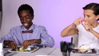 Stranger Things Cast Funny&Cute Moments