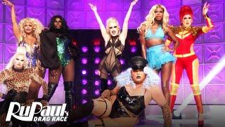 The Queens Perform 'Condragulations' | RuPaul's Drag Race