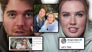 Morgan Adams SPEAKS UP About Shane Dawson...