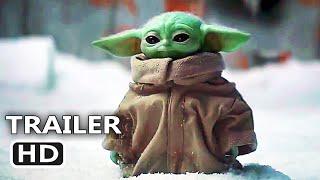 THE MANDALORIAN Season 2 Trailer (2020) Disney +