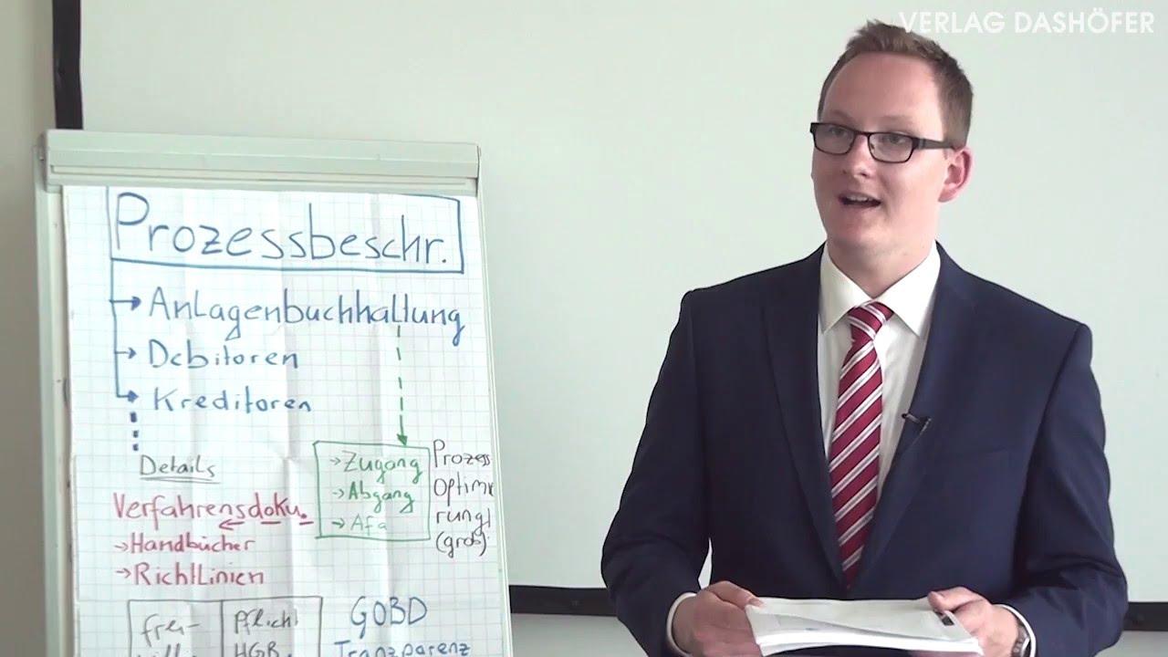 Video zum Seminar Dokumentation im Rechnungswesen