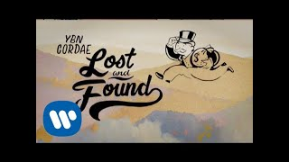 YBN Cordae - Lost & Found (Official Lyric Video)