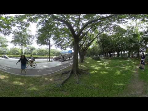 @KandaoVR 4k2k60 3dv 3D360 Stereoscopy #YT3D360