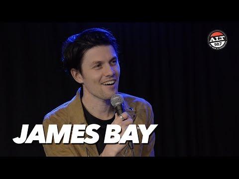 James Bay Talks New Music, His Hiatus & More!