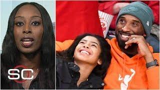 Kobe Bryant had a big influence on both the NBA and WNBA - Chiney Ogwumike