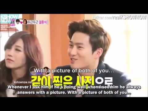 Suji Moments of We Got Married [PART 1]