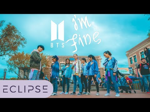 [KPOP IN PUBLIC] BTS (방탄소년단) - I'm Fine Full Dance Cover at Ghirardelli Square in SF [ECLIPSE]