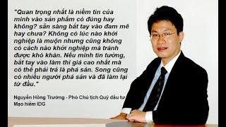 Cộng đồng Startup Việt bàng hoàng trước sự ra đi của ông Nguyễn Hồng Trường