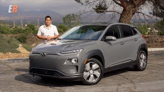 EV Review 2019 Hyundai Kona Electric - Is this the Chevy Bolt Killer?