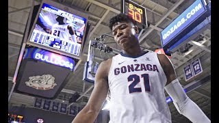 Rui Hachimura: Behind his journey from Japan to Gonzaga
