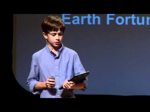 iPhone Application Developer... and 6th Grader: Thomas Suarez at TEDxManhattanBeach
