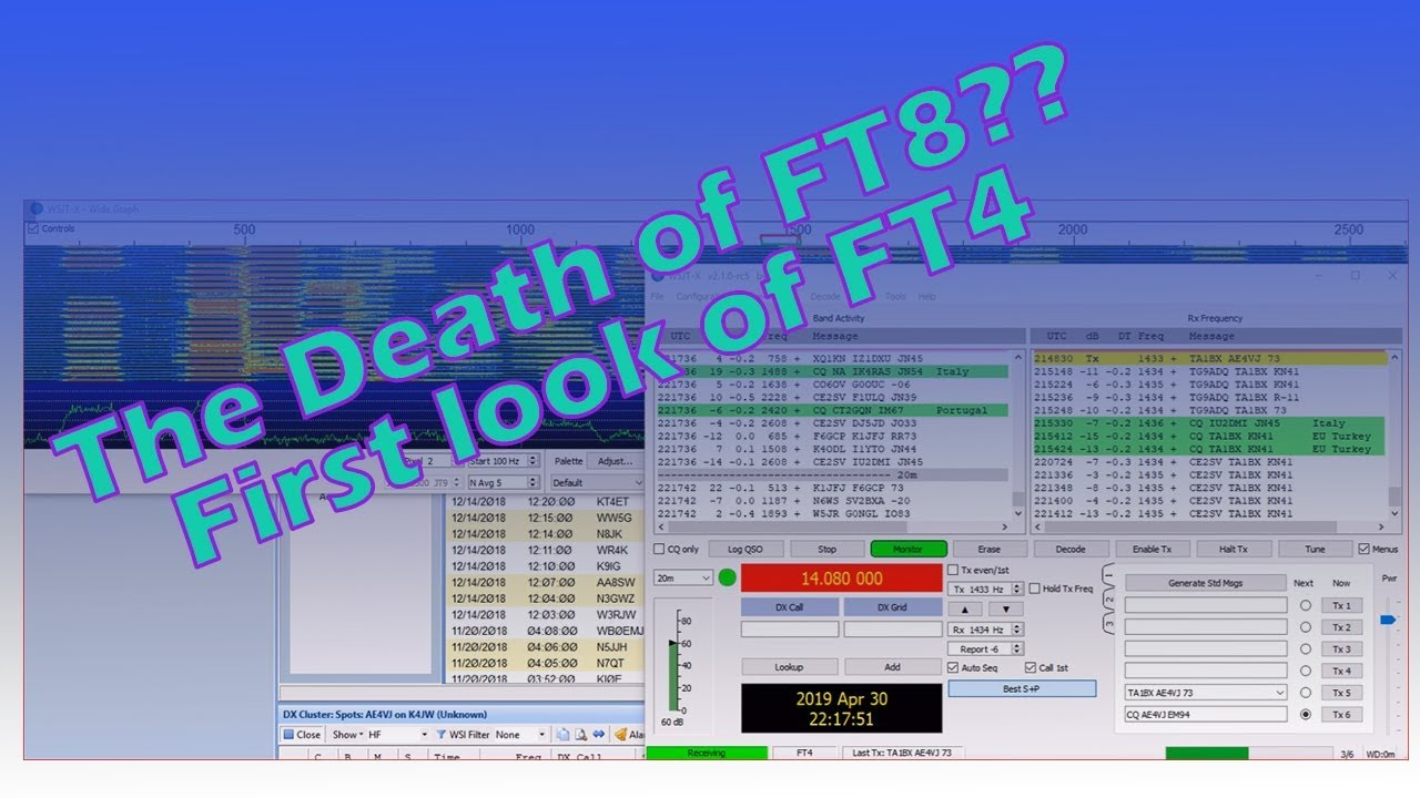 Death of FT8?!?!   Maybe