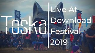 Toska | Prayermonger | LIVE AT DOWNLOAD 2019