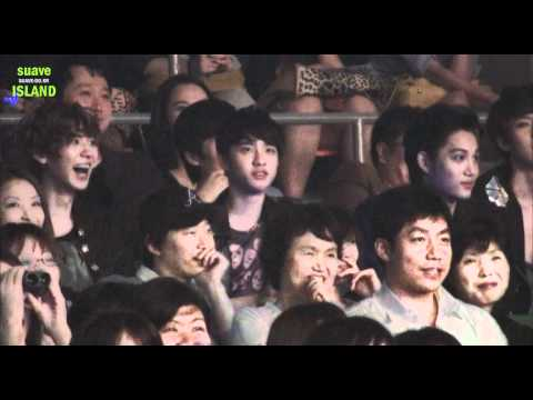 [Fancam] 120527 EXO-K @ Super Show 4 Encore