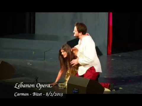 Opera Carmen 8-2-2013
