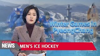 South Korea men's ice hockey team eliminated from medal contention