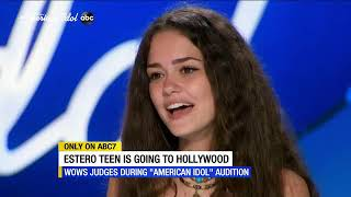 EXCLUSIVE: One-on-one interview with Casey Bishop, Estero teen & American Idol contestant