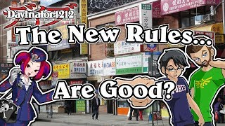 The New Rules are Good for the Game?!? Magic Duel Bus: Flushing, Queens