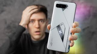 Video Asus ROG Phone 5 Pro ehXKvl8-S6E