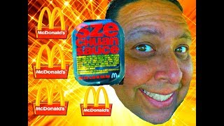 It's Back! McDonald's® Szechuan Sauce.