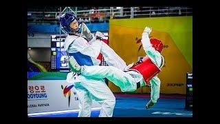 Ahmad abu ghoush(JORDAN)- The best kicks and amazing moves 2018